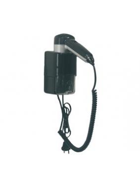 Plaukų džiovintuvas su rozete SC0030CS (juodas)
