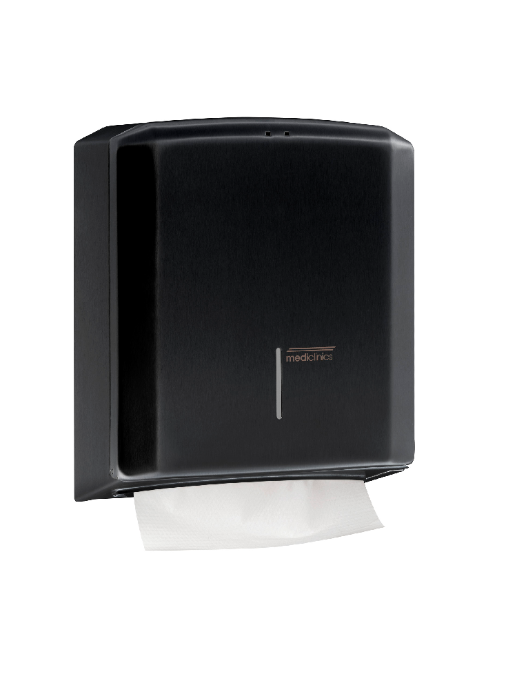 Paper towel dispenser DT2106B (Black)
