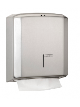 Popierinių rankšluosčių - servetėlių laikiklis DT2106CS (matinis)