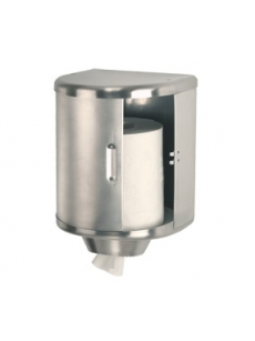 Paper towel (centre feed) dispenser DT0303CS (satin)