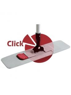 Grindų šluostės laikiklis ECO CLICK 50x13cm