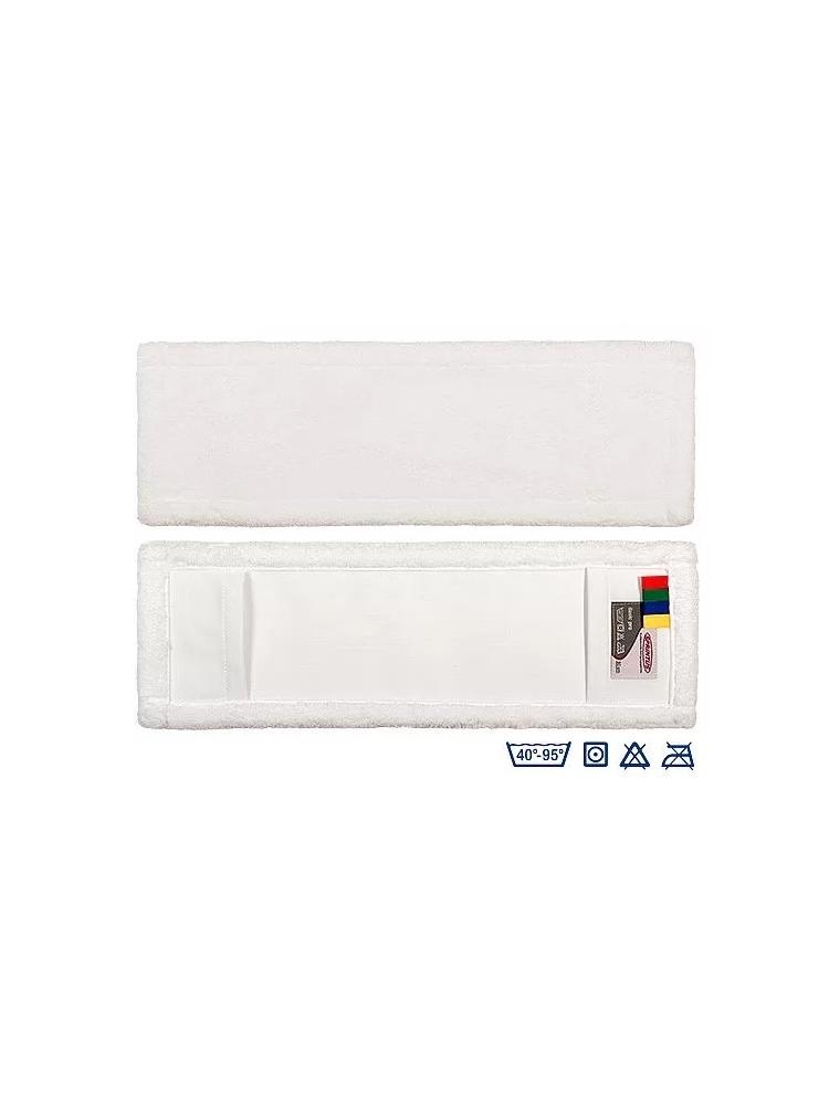 Mikropluošto šluostė grindims BASIC PRO 40cm