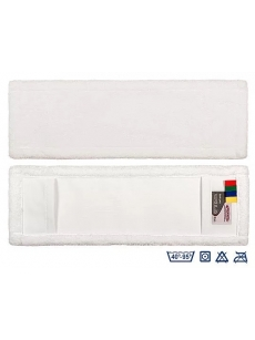 Soft microfiber mop BASIC 50cm