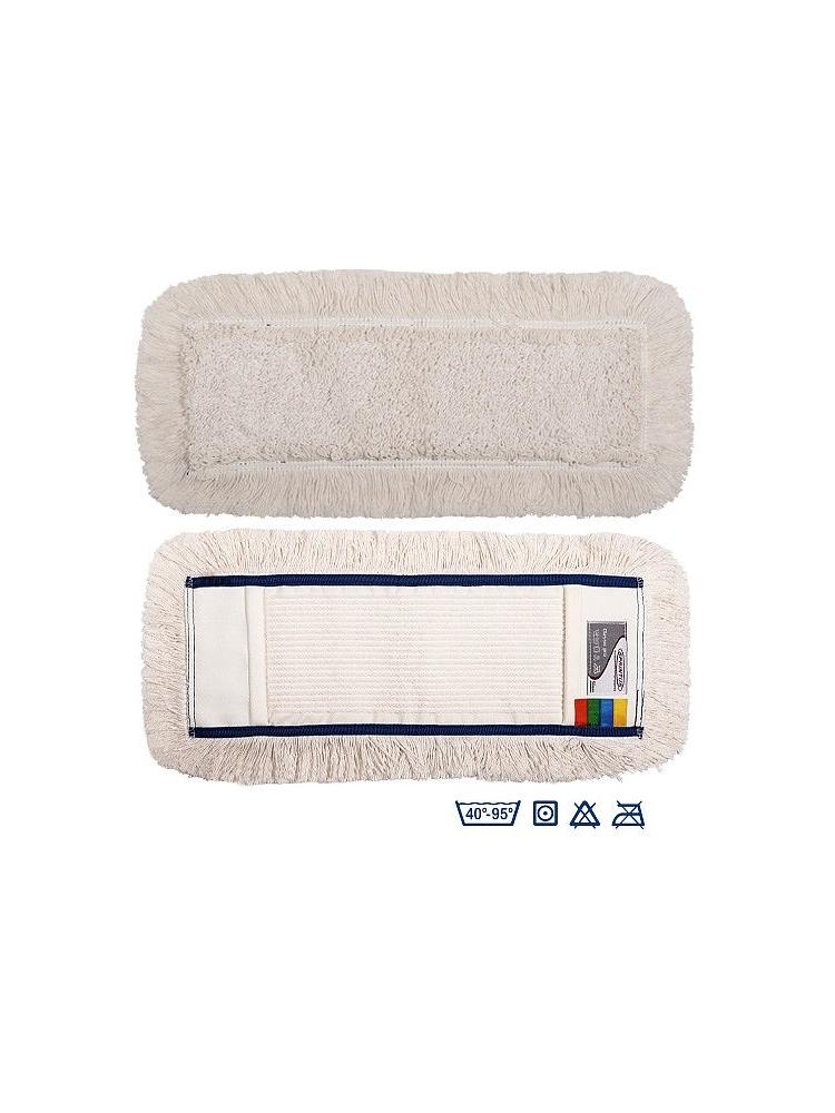 Karpytos/kilpinės medvilnės grindų šluostės SPRINTUS CLASSIC MOP