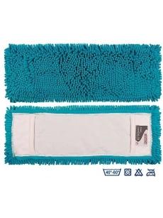 Chenillemopp microfibre OCTOPUS BLUE MOP 50cm