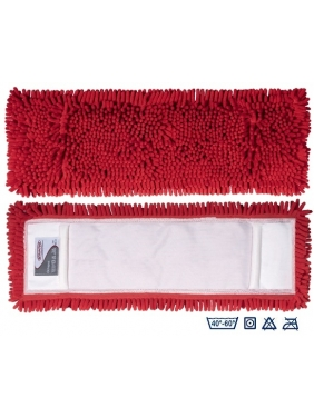 Mikropluošto šluostė OCTOPUS RED MOP 40cm