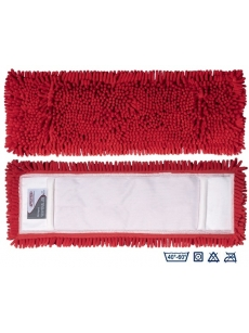 Mikropluošto šluostė OCTOPUS RED MOP 50cm