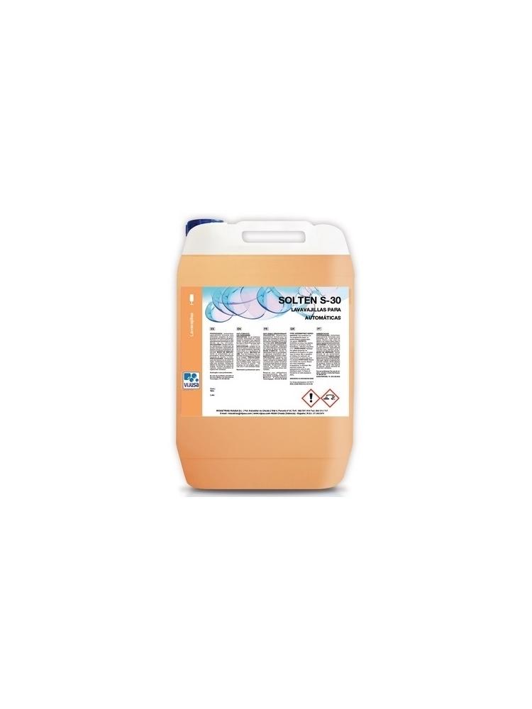 Medium-hard water dishwasher detergent SOLTEN INDUSTRIAL S30, 12Kg