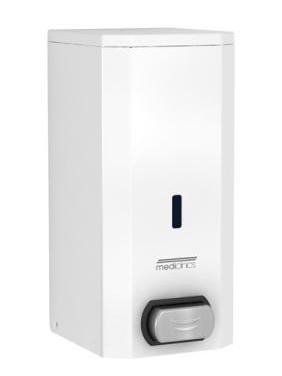 Muilo dozatorius SPRAY SOAP 1.5L, baltas