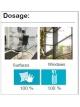 Window cleaner NATURSAFE PLUS GLASS (ECOLABEL x 64units