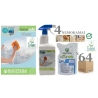 Window cleaner NATURSAFE PLUS GLASS (ECOLABEL x 64units