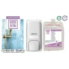 Cream soap TENSOGEN HIDRODERM + dispenser