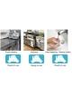 Sanitizer hand wash gel TENSOGEN HA (6vnt.) + dispenser for FREE