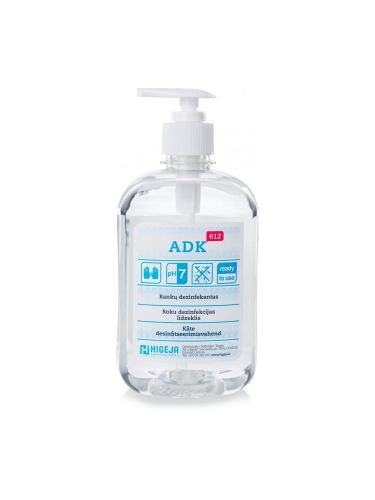 Rankų dezinfekcija ADK612, 500ml (skystis)