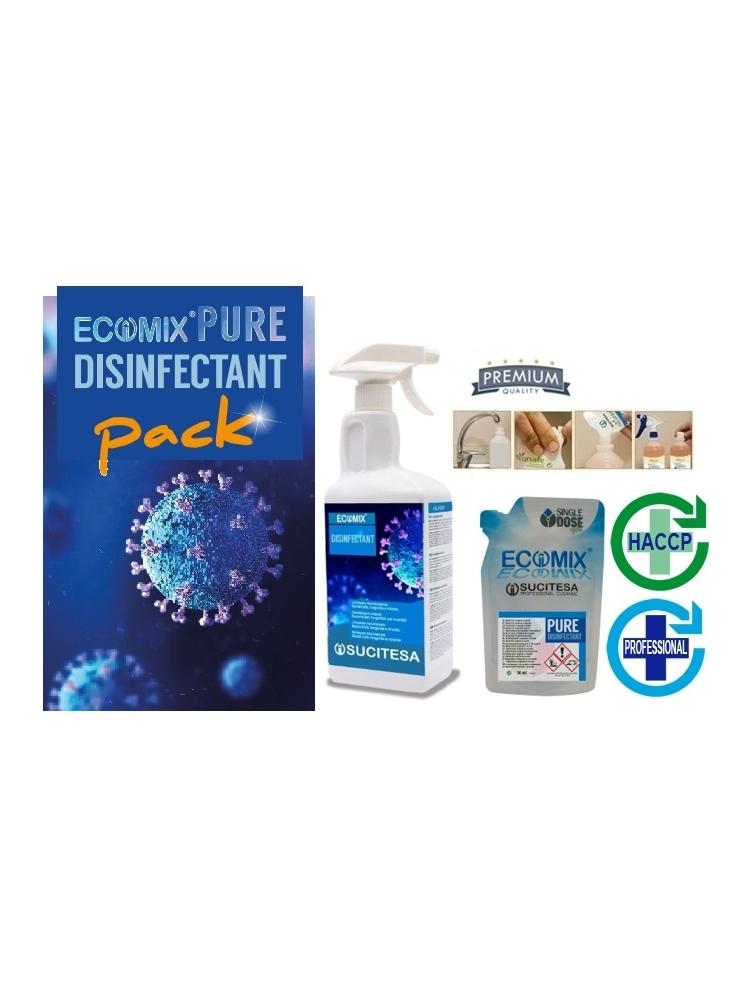 Desinfectant cleaner ECOMIX  DESINFECTANT