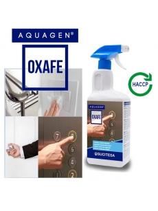 Universalus dezinfekuojantis valiklis AQUAGEN OXAFE 750ml (prisotintas deguonies)