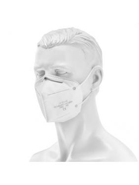 Respiratorius be vožtuvėlio KN95-FFP2