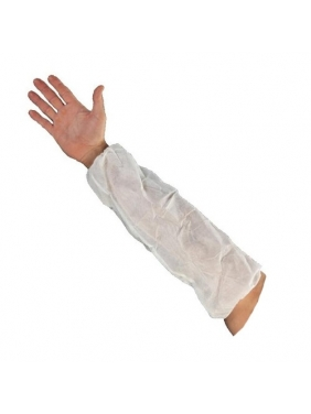 Disposable hand cover, PP, white (100units)