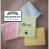 Professional mircrofiber cloth MICROPUNT (10units)