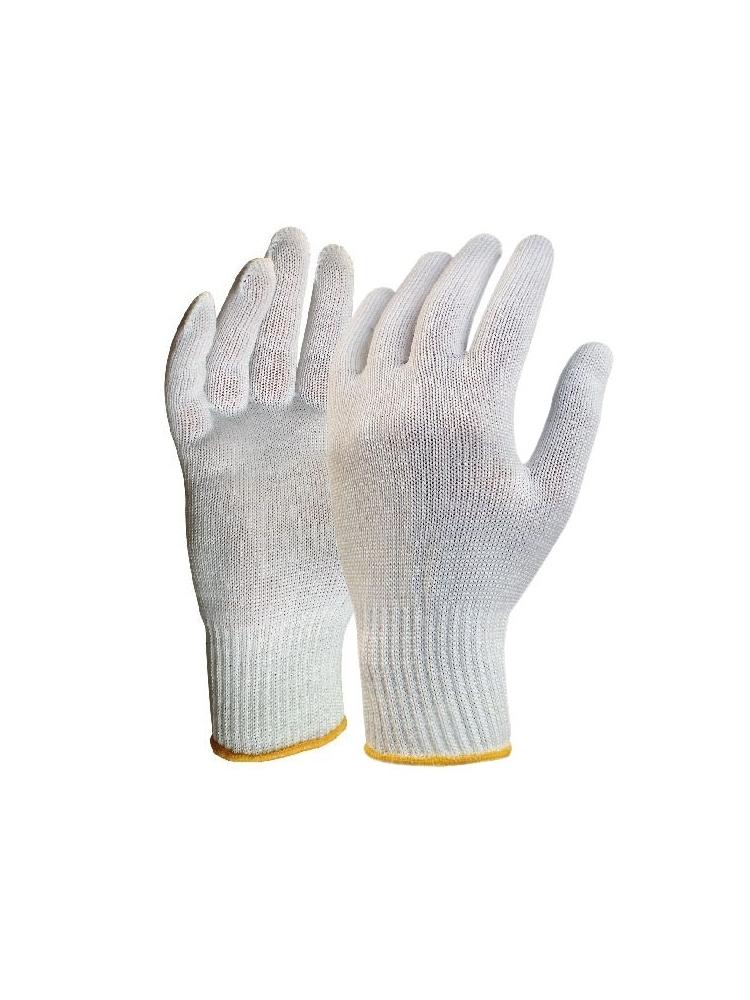 Knitted gloves (12porų)