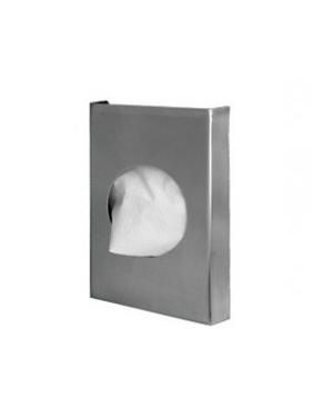 Sanitary bags dispenser MEDINOX satin finish