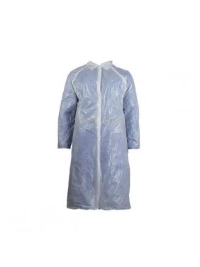 Disposable coat PE (unit)