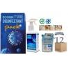 Desinfectant detergent ECOMIX DESINFECTANT 12MINI