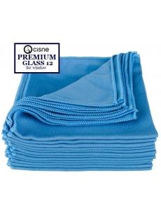 Microfibra cloth PREMIUM GLASS (12units)