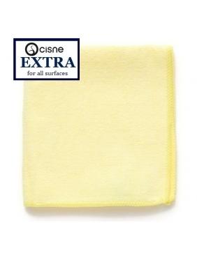 Mikropluošto šluostė Cisne EXTRA geltona