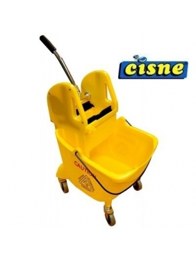 Valymo vežimėlis - kibiras ECO MOPBUCKET 24L