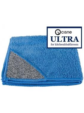 Mikropluošto šluostės virtuvei Cisne ULTRA, mėlyna