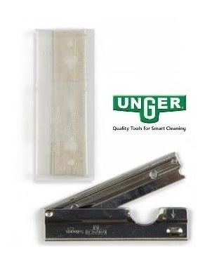 Grandiklis UNGER SCRAPER CLIPS su 10 peiliukų