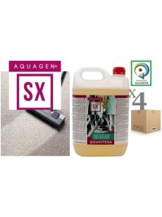 Kilimų šampūnas plaunamiems siurbliams AQUAGEN SX 5Kgx4vnt.