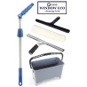 Window cleaning tools SET