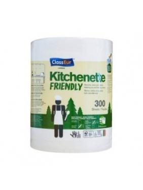 Paper kitchen towel KITCENNETE Friendly 300 (75m)