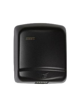 Hand Dryer Optima, black steel