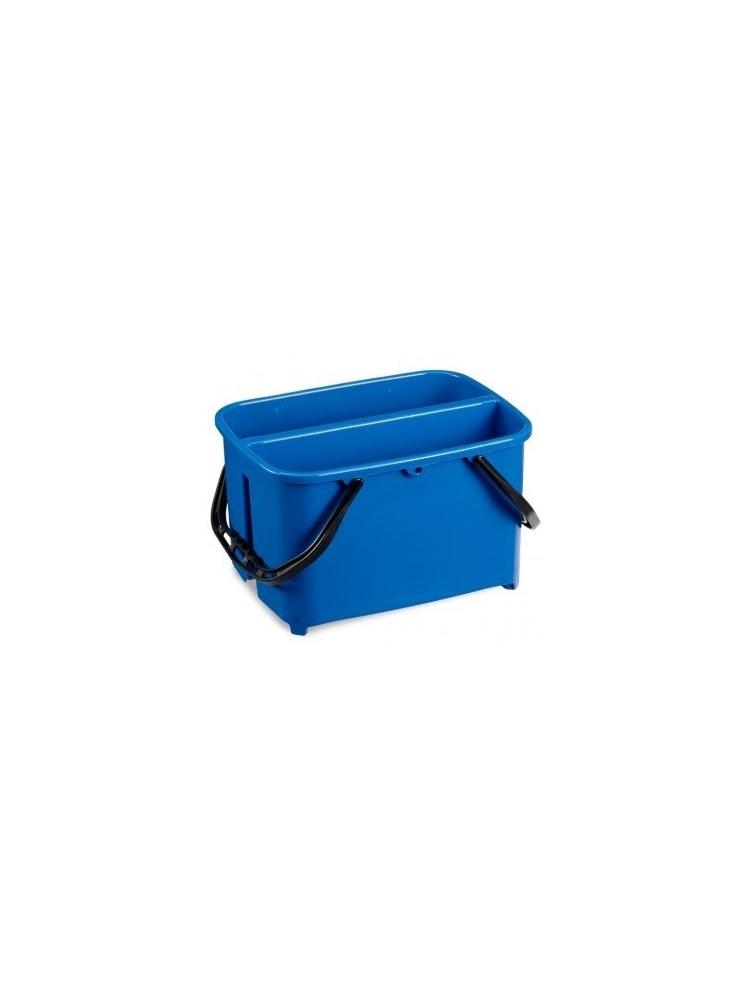 Window cleaning bucket TWIN 2x10L