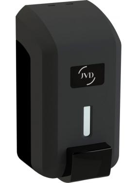 Muilo-dezinfekcijos dozatorius JVD Cleanline 0.7L, juodas