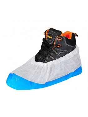 Disposable shoe cover CPE/PP (50units)