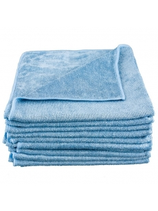 All purpose microfiber cloth CISNE UNIVERSAL BLUE (12units)
