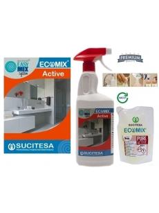 Vonios valiklis su gaivos efektu ECOMIX ACTIVE