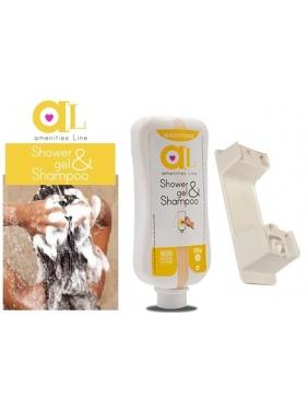 Shampoo - Shower gel SHOWER GEL SHAMPOO with support