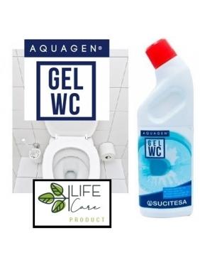 WC daily cleaner gel AQUAGEN GEL WC