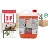 Sanitizer manual dishwashing detergent AQUAGEN DIP (high performance) 5Lx4units