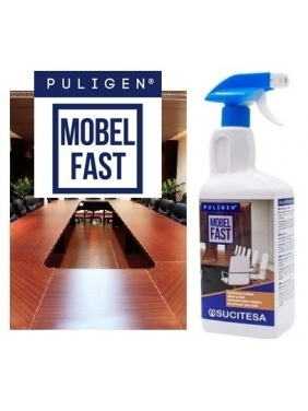 Wood polish PULIGEN MOBEL FAST