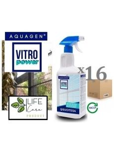 Windows&mirrows cleaner AQUAGEN VITRO 1Lx16units