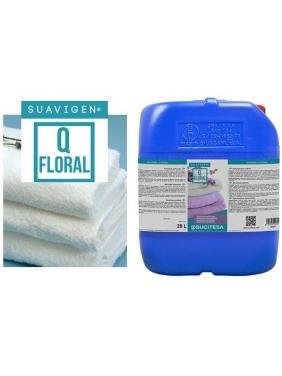 Perfumed fabric softener SUAVIGEN Q FLORAL 5L