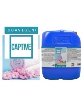 Softener with microencapsulated perfume SUAVIGEN CAPTIVE