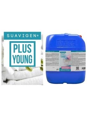 Extra kvepiantis audinių minkštiklis SUAVIGEN PLUS YOUNG 5L