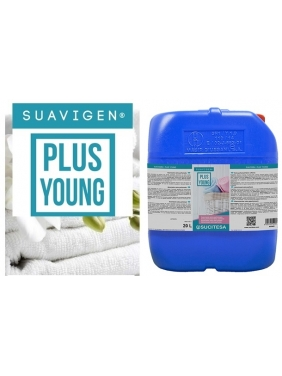 Extra perfumed fabric softener SUAVIGEN PLUS YOUNG 5L